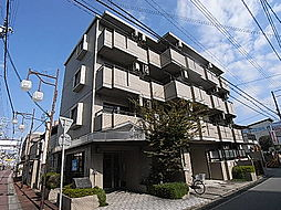 兵庫県姫路市鍵町の賃貸マンションの外観