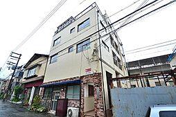 原田マンション船寺[2L号室]の外観