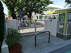 周辺環境:上用賀保育園