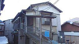 西村アパート[102号室]の外観