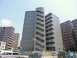 グリーンプラザ新梅田[2階]の外観