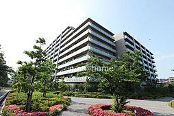 ライオンズ南千里佐竹台グランハートソレイユヴィラ[8階]の外観