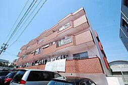 一社デューゼ[3階]の外観