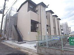 阪急嵐山線 上桂駅 徒歩4分の賃貸アパート