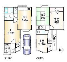 舞子駅 1,680万円