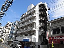 プラザ川崎NO.2[00201号室]の外観
