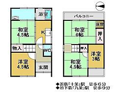 京都市南区東九条西山町