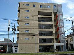 北海道札幌市東区北十四条東10丁目の賃貸マンションの外観