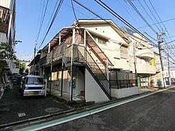 桑田コーポ[203号室]の外観