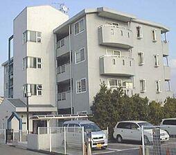 大阪府泉南郡熊取町大久保北3丁目の賃貸マンションの外観