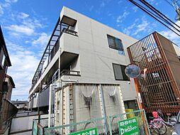 千葉県流山市野々下5丁目の賃貸マンションの外観