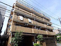 ライオンズマンション武蔵新城第2[1階]の外観