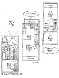東京都北区浮間1丁目6-19