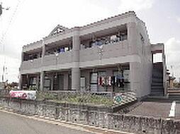 千葉県野田市次木の賃貸アパートの外観