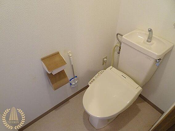 トイレには神様...