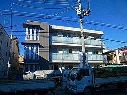 大阪府大阪市東住吉区南田辺5丁目の賃貸アパートの外観