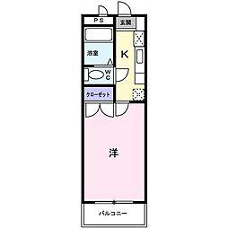 御井駅 3.5万円