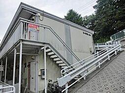 コーポ草風A[2階]の外観