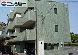 ラ・ステージ青山[1階]の外観