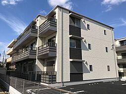 千葉県千葉市若葉区桜木5丁目の賃貸マンションの外観