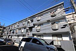 千葉県習志野市東習志野6丁目の賃貸アパートの外観