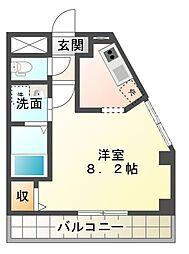 東光ビル[2階]の間取り