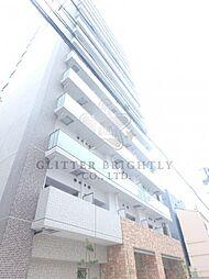 大阪府大阪市浪速区日本橋西1丁目の賃貸マンションの外観