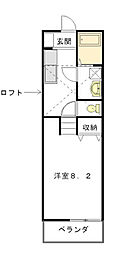 トップハウス垂水[1階]の間取り