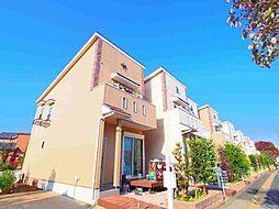 [テラスハウス] 東京都東久留米市中央町2丁目 の賃貸【/】の外観