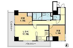 ロイヤルステージ海老名III 歩6分  家具付き 宅配ボックス