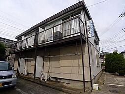 エクセラピエース新松戸A棟[1階]の外観