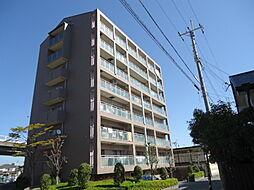 セントラルレジデンシャル[4階]の外観