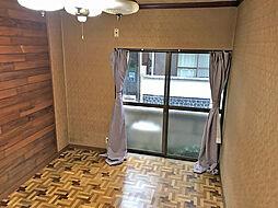 近鉄南大阪線 恵我ノ荘駅 徒歩17分 4LDKの居間