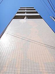 カーム浅喜[3階]の外観