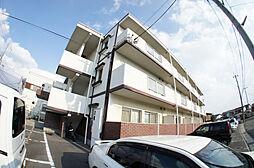兵庫県姫路市飾磨区英賀春日町2丁目の賃貸マンションの外観