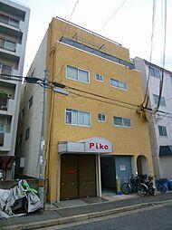 佐吉マンション[4階]の外観