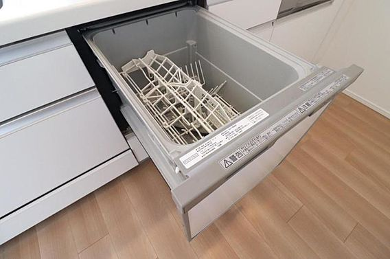 食洗器付きで家...