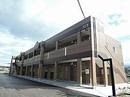 福岡県北九州市八幡西区真名子1丁目の賃貸アパートの外観