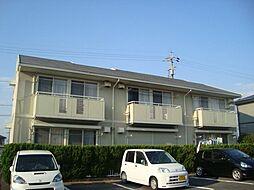 セジュールHanano A[1階]の外観