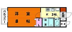 カンパーナ[2階]の間取り