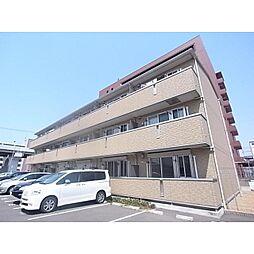 奈良県奈良市三条大路1丁目の賃貸アパートの外観