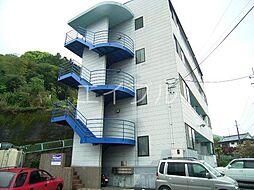 パパ・ド・ポーラスター[3階]の外観
