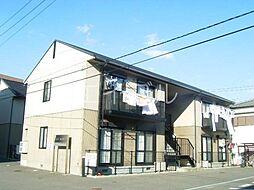ファミール・ビレジ A棟[2階]の外観