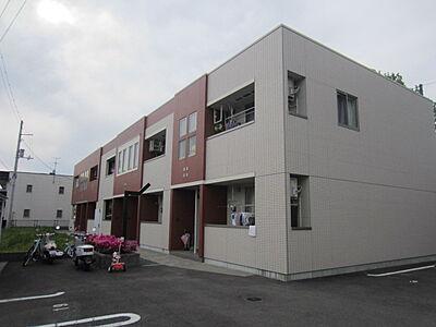 外観,2LDK,面積47.37m2,賃料5.7万円,,,高知県高知市鴨部(その他)