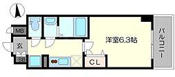 四天王寺前夕陽ヶ丘駅 6.0万円