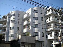 埼玉県春日部市大畑の賃貸マンションの外観