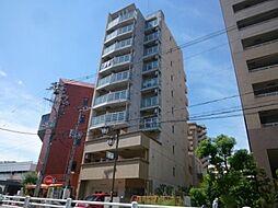 プライムタワー阿倍野40[301号室号室]の外観