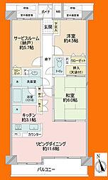 コスモ戸田公園リバーシティイースト