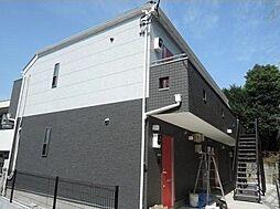 神奈川県横浜市神奈川区三枚町の賃貸アパートの外観