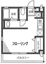 サンクレメンテ[2階]の間取り